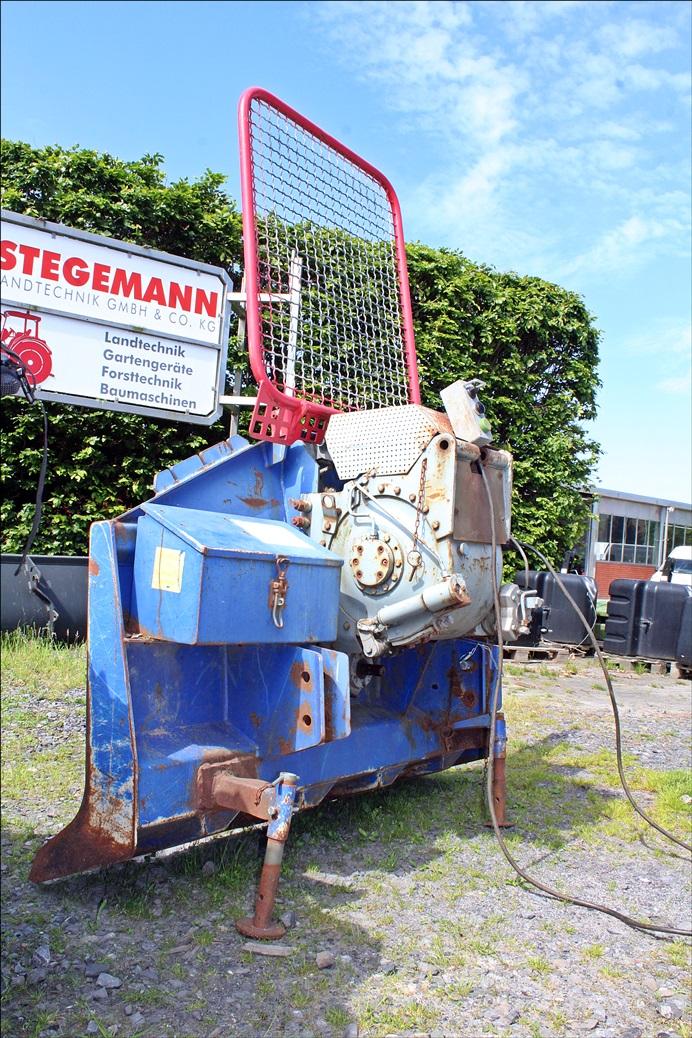 Ritter Dreipunkt Getriebe-/ Konstantzugseilwinde D70