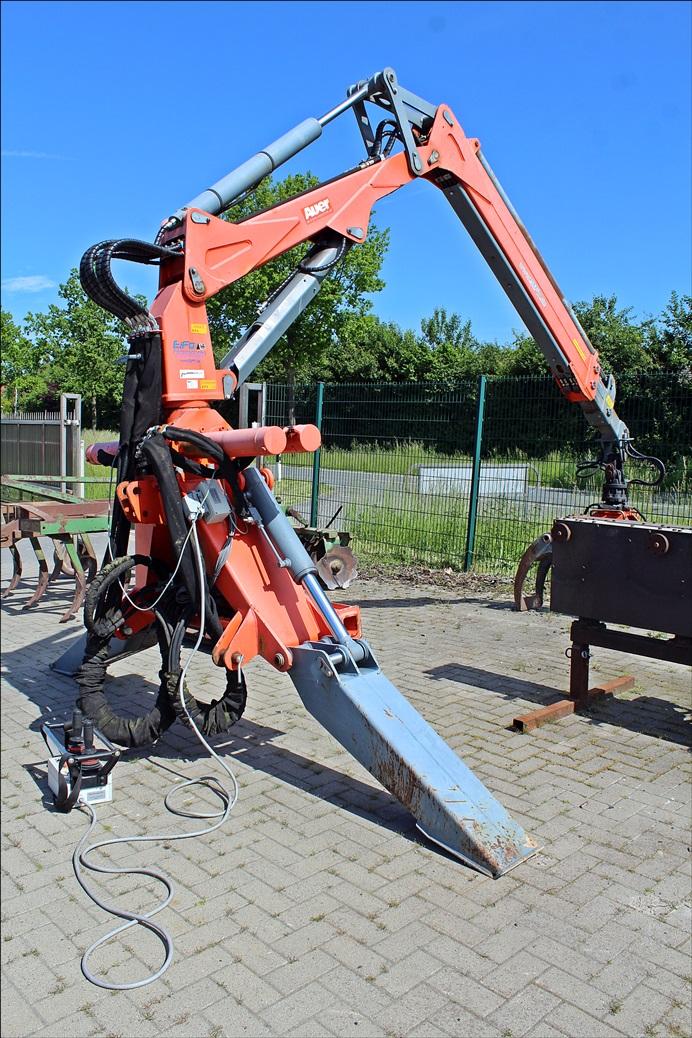 Auer Rückekran TML 570 S