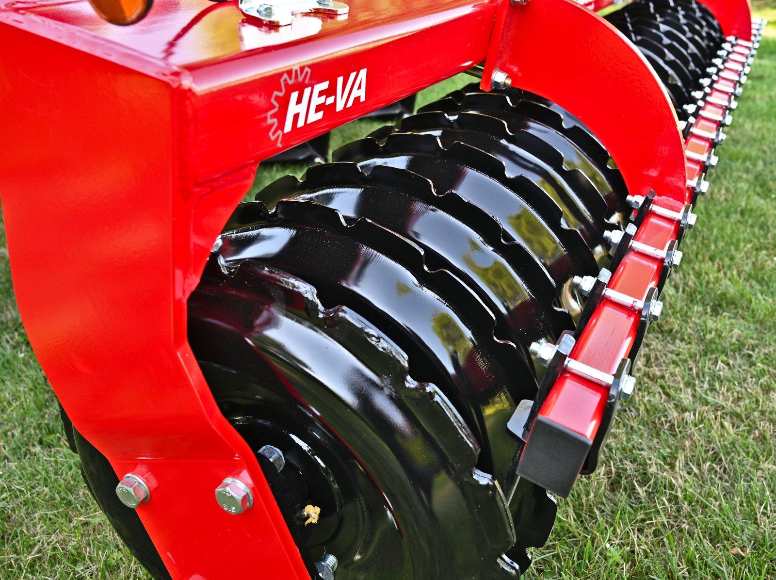 HE-VA Sub Tiller - robuster Tiefenlockerer