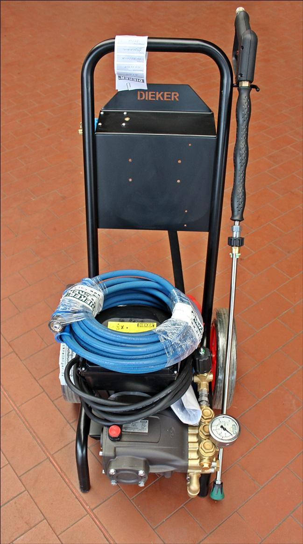 DIEKER  CW 15/200A Kaltwasser - Hochdruckreiniger