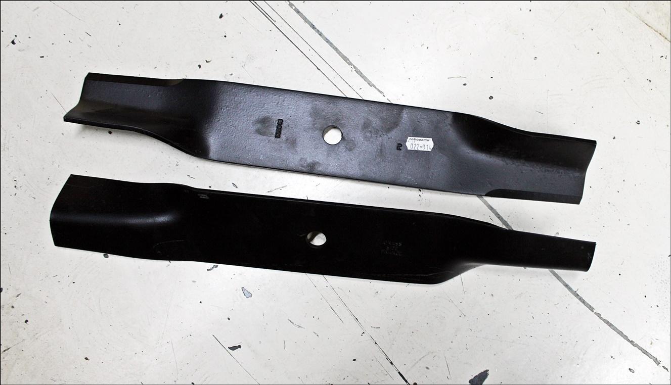 Ratioparts 022-014 Rasenmäher Messer