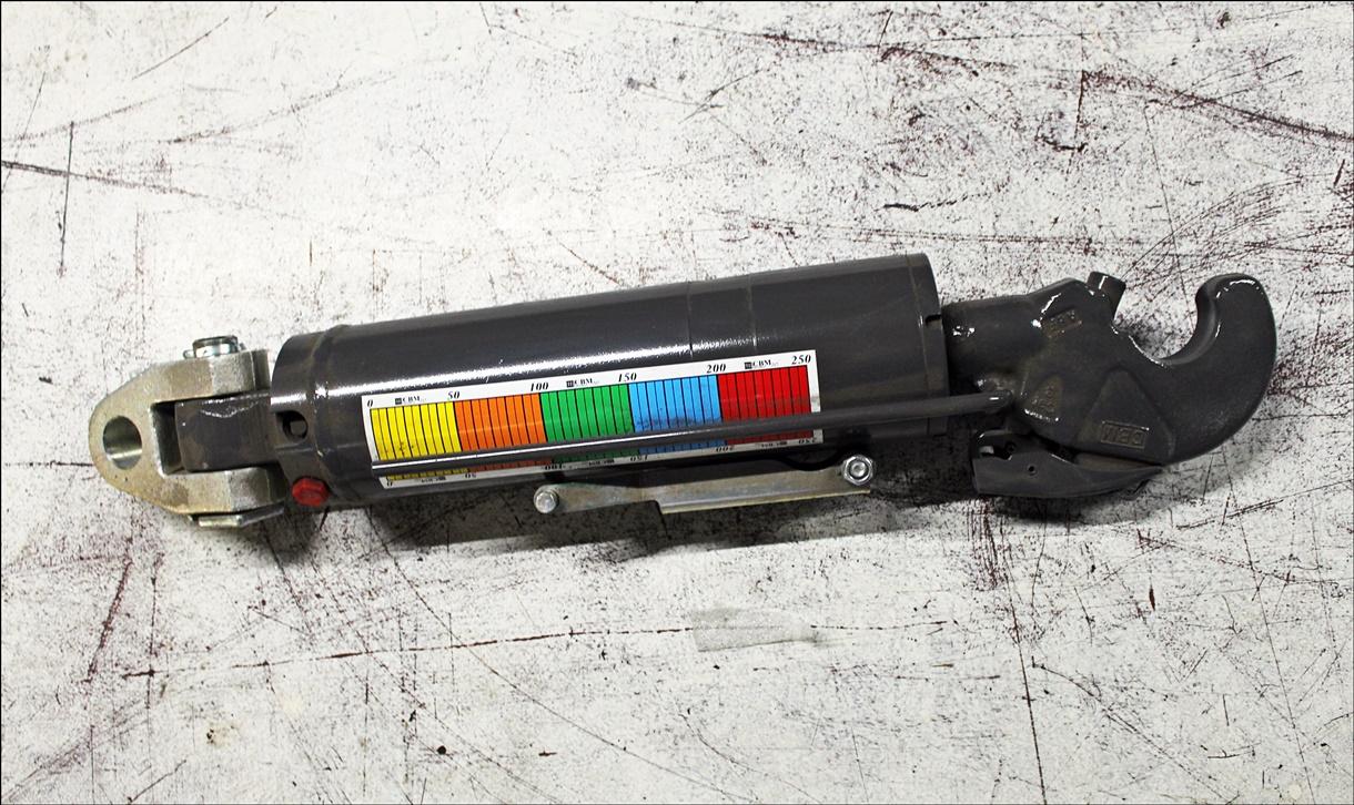 Valtra ACV0789760 Oberlenker,hydraulisch