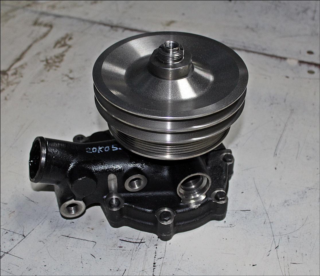 Valtra Wasserpumpe V836873474