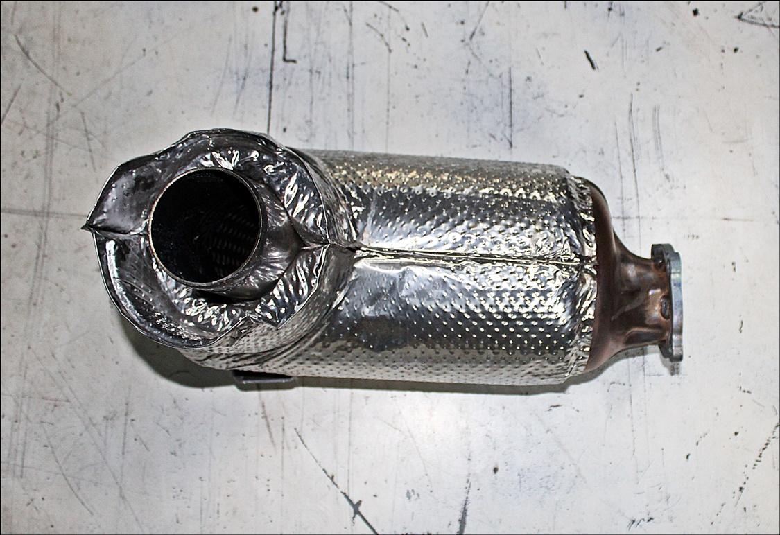 Valtra V63361610 Katalysator