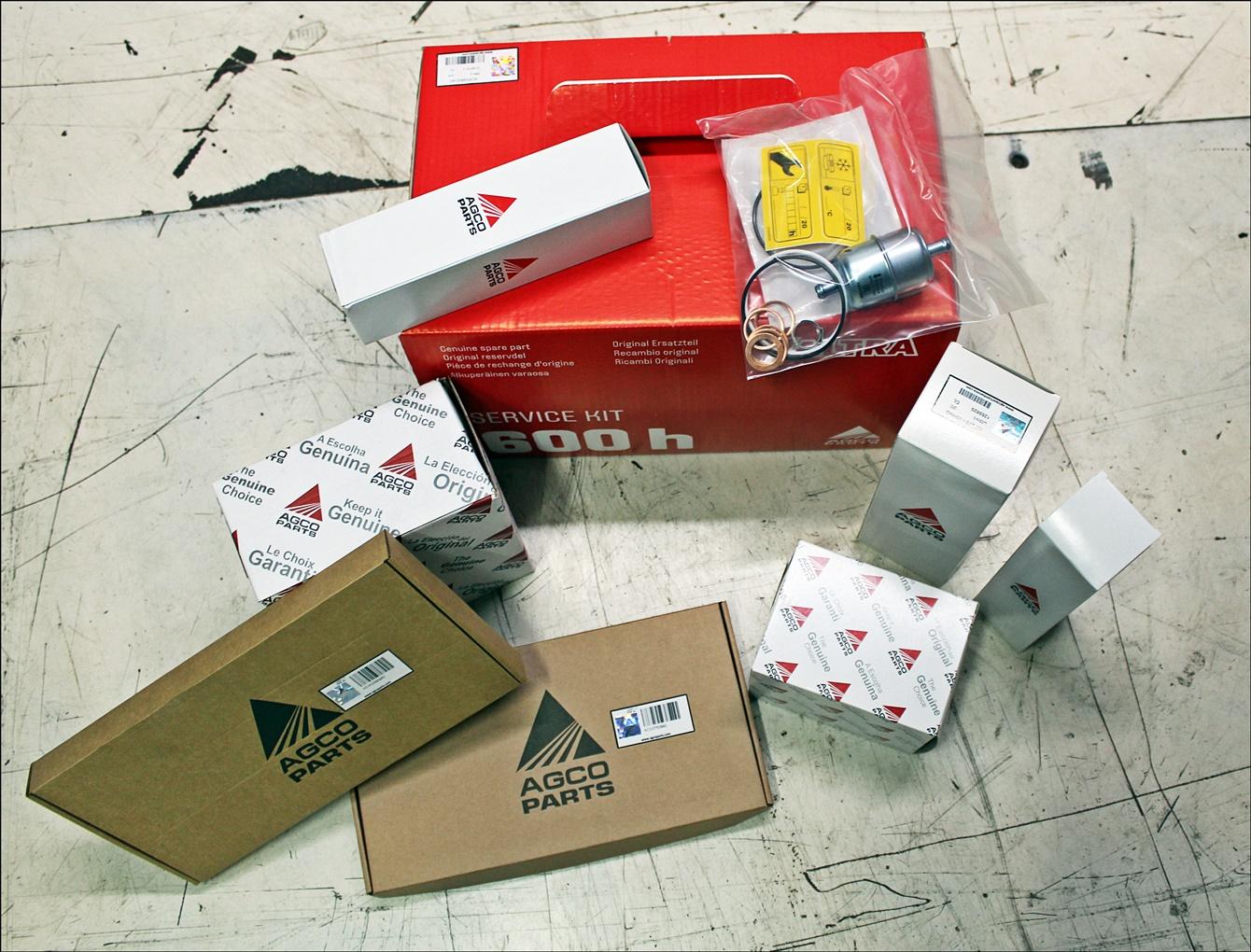 Valtra ACP0484240 Teilesatz